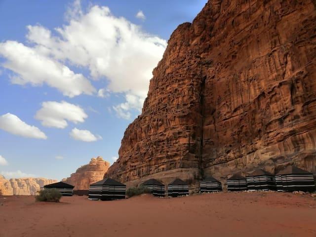 wadirum desert tours camp5