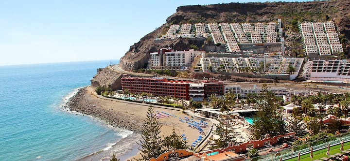 Апартамент с видом на океан, Playa del Cura