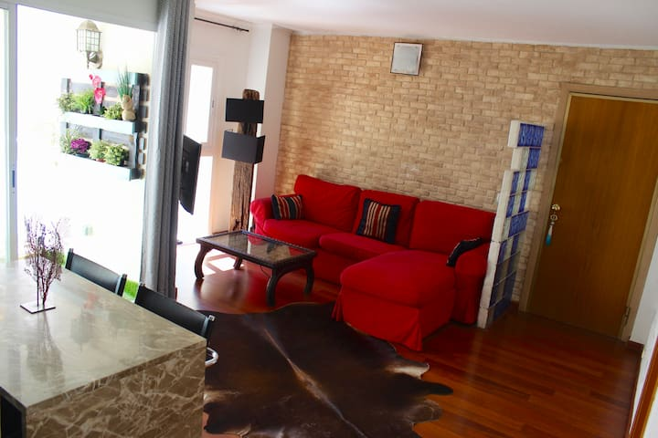 Room in high standing apartment in the best area - Palma - Leilighet