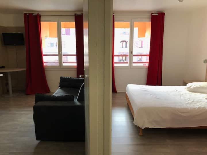 Appartement 2 pièces proche de Genève