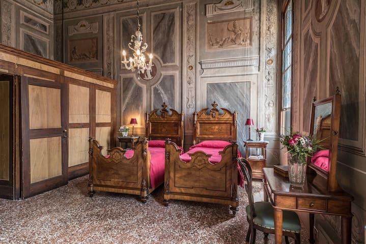 Camera del giardino segreto
