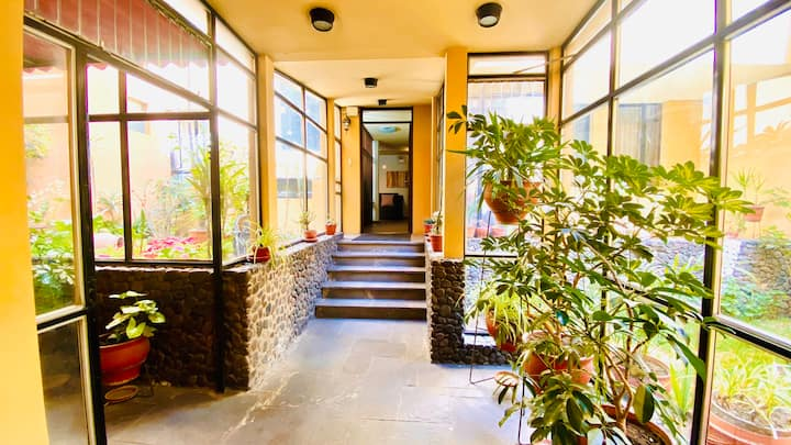 Private rooms: Great location in Arequipa Centre