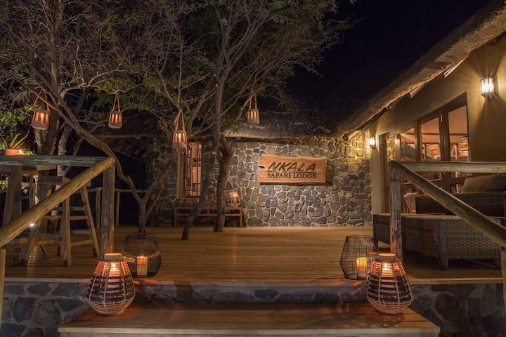 Nkala Safari Lodge-Exclusive Use Self Catering