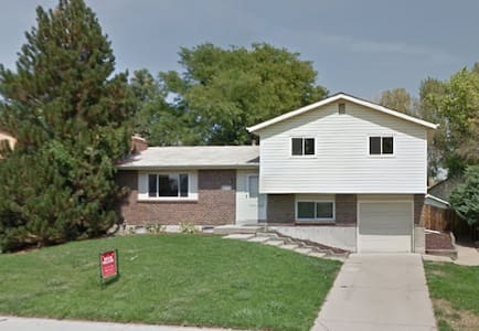 Entire Home Near Denver & Boulder - Westminster - Casa