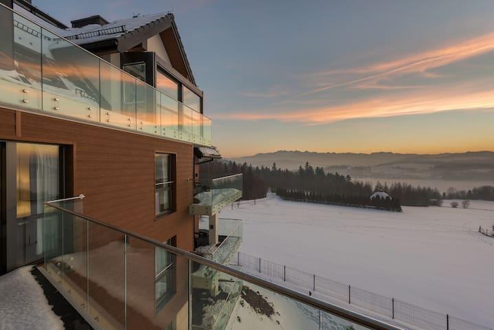 #10 Apartament Górski Eden - jedyny taki... - Czorsztyn