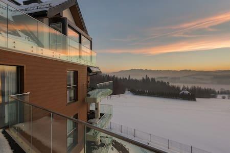 #10 Apartament Górski Eden - jedyny taki... - Czorsztyn - Huoneisto