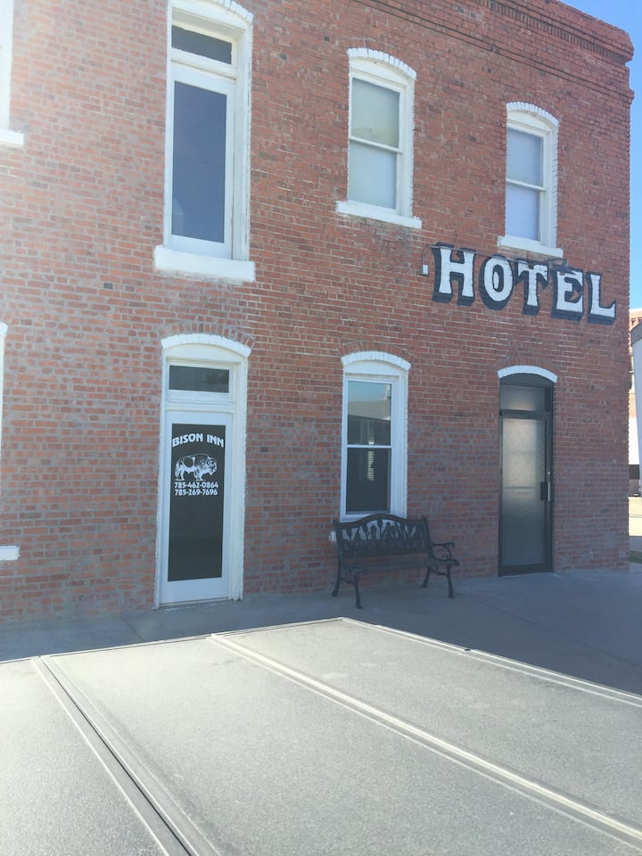 Historic Hotel built in 1888