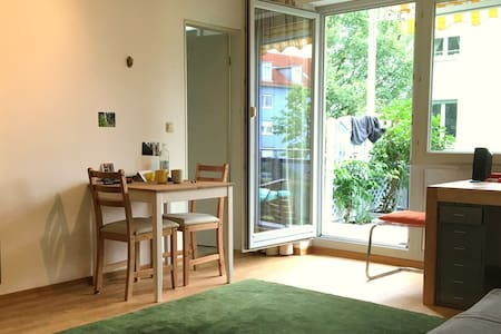 40m2 Appartement, 8min to S-Bahn - Poing