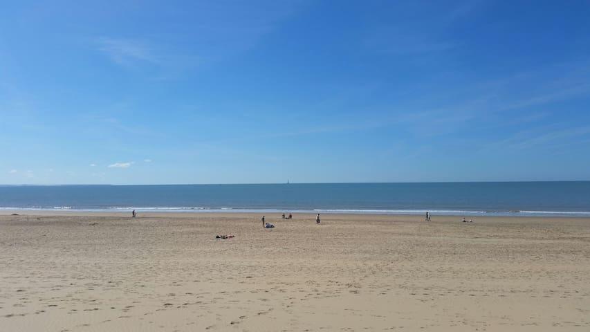 Au pied des deux plages - Saint-Palais-sur-Mer - Apartament