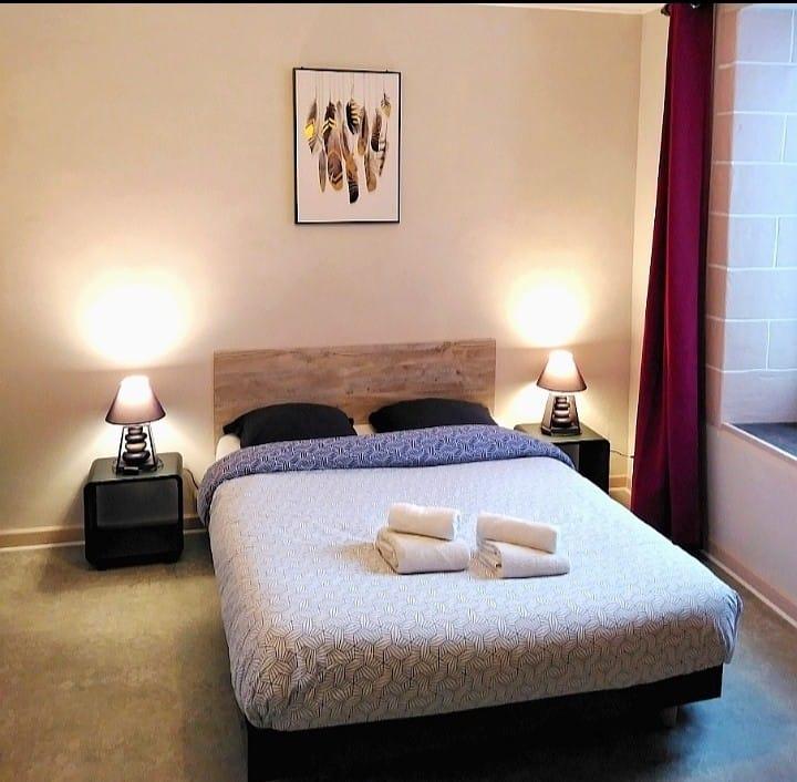 T2 meublé quartier château de Pau