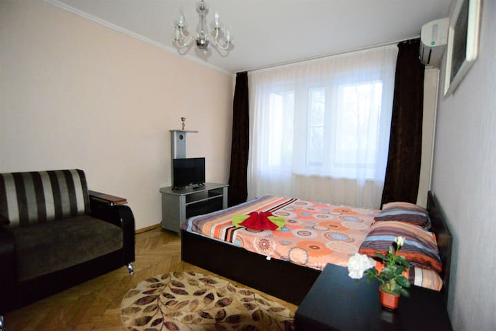 Apartament on VDNH