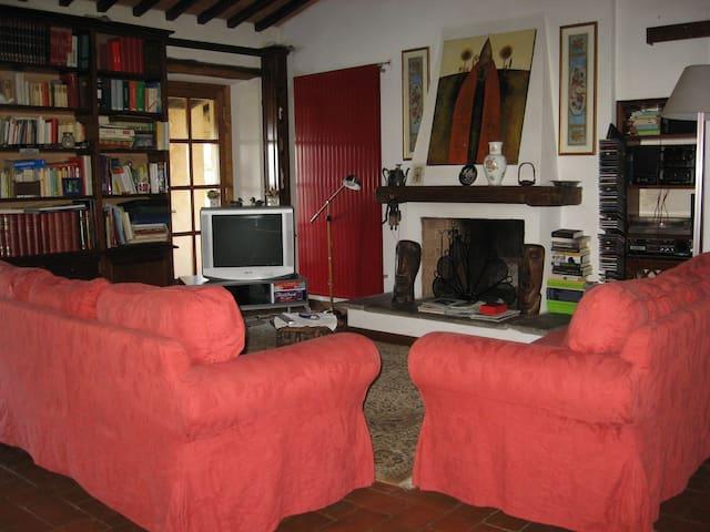 Casa rustica del 1600 - Lucca - Villa
