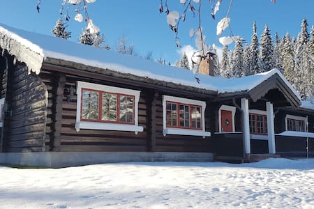 Trysil Ski In/Out Guesthouse 200m from Ski Lift - Trysil