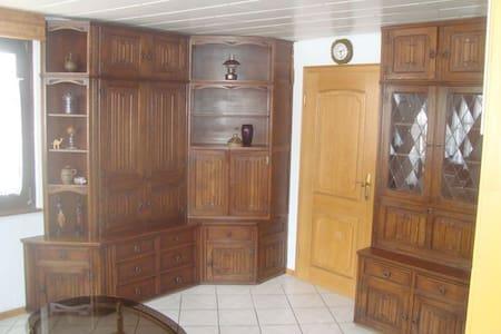 Private apartment near the Rhine-river valley - Oberheimbach - Apartment