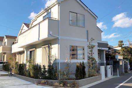 东京多摩川民宿family house in tokyo tamagawa 202