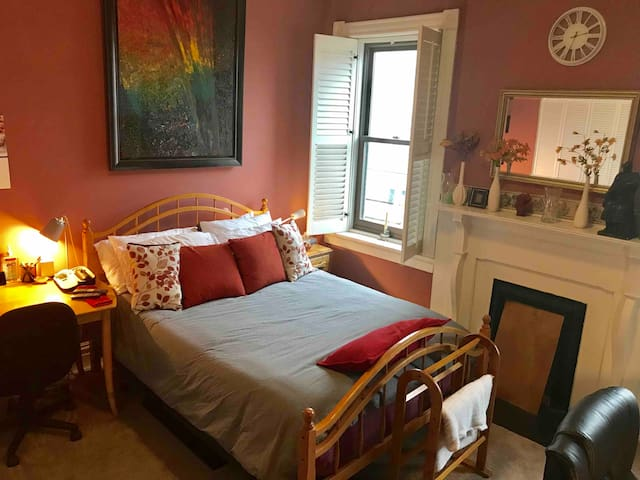 Kensington Manor - Guestroom #1 BEST LOC IN RVA!