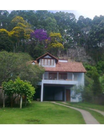 Casa duplex e muito aconchegante - Santa Teresa - Rumah
