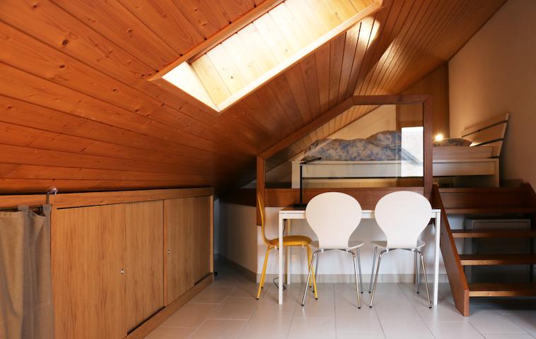 Petit studio sous les combles - Arnex-sur-Nyon - Byt