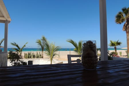 Suite on the beach 13b Praia de Chaves Boa Vista