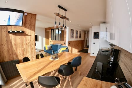 Nice flat, cosy and trendy, completely renovated