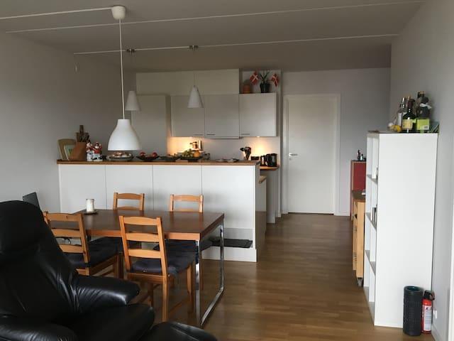 Relatively New Apartment near Refshaleøen!