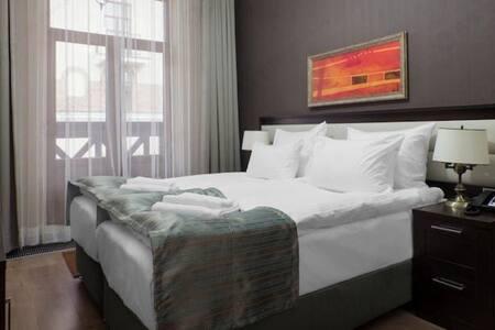 Апартаменты в Горки Город уровень +540 - Estosadok - Apartment-Hotel