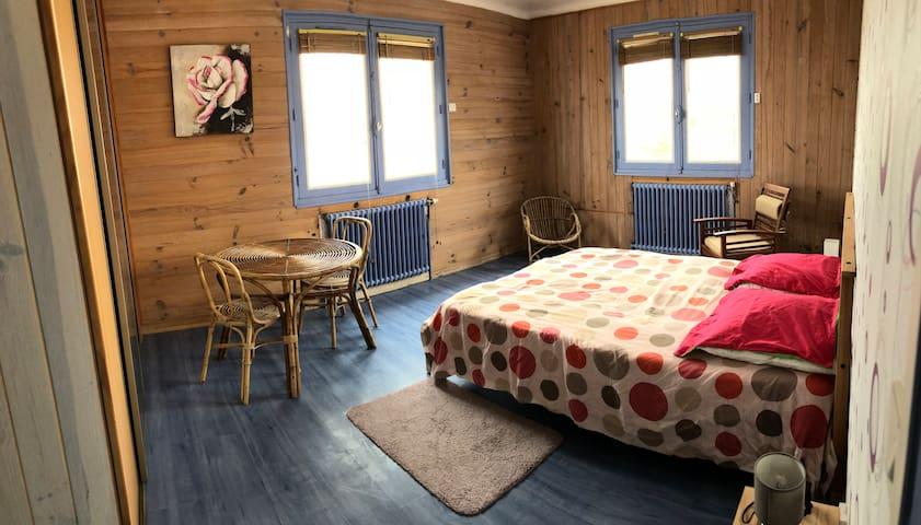 Confortable appartement vue sur mer