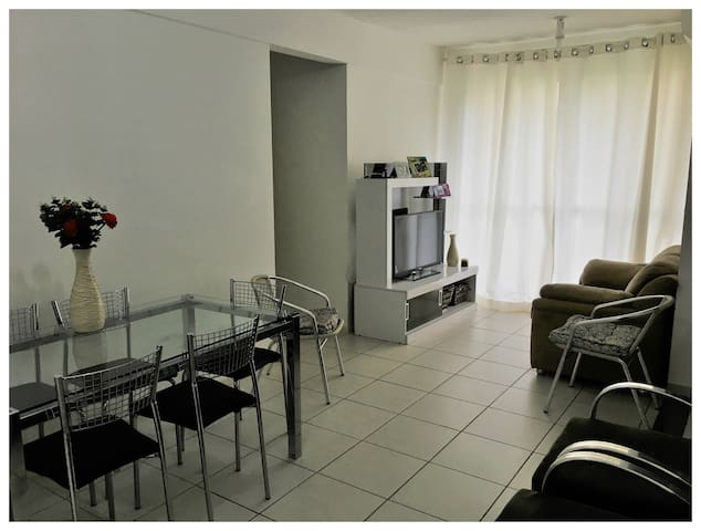 Apartamento - Clayton Rocha - Mobiliado