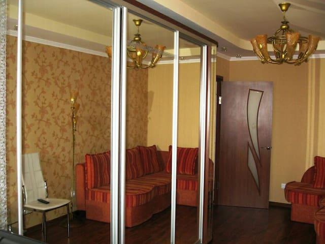 Отличная квартира 44 - Кишинёв - Apartment