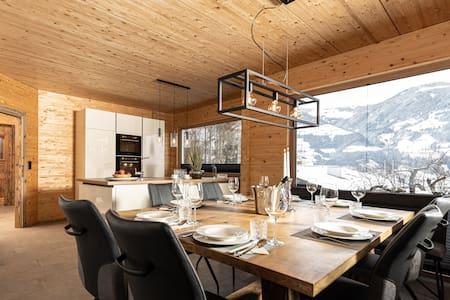 Naturlodge Tirol - Naturverbunden im Zillertal