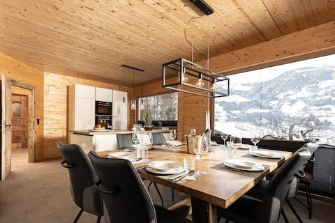 Naturlodge Tirol - Przyroda w Zillertal