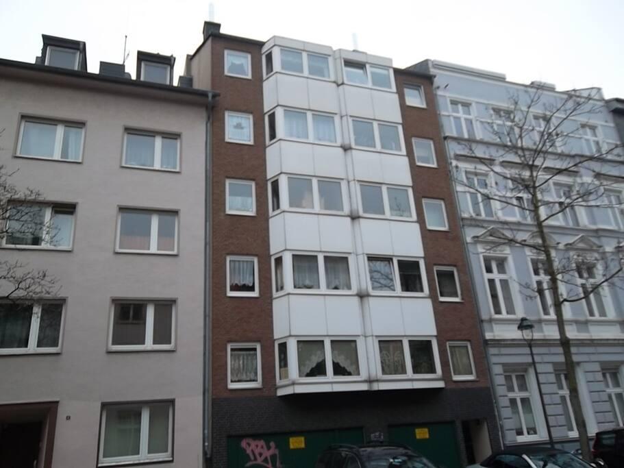 Ruhige Wohnstraße
