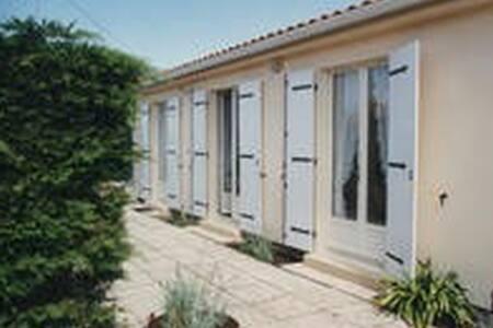 """Maison de vacances """" Villa Carchrial"""" - La Faute-sur-Mer"""