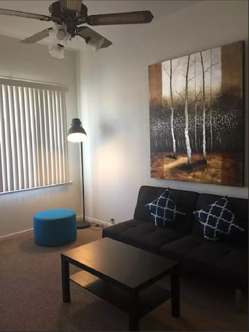 Private room 3 near SFO (full bed3) - South San Francisco