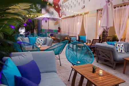 SPLENDIDE STUDIO FURNISHED IN BOUTIQUE HOTEL - 迈阿密海滩 - 住宿加早餐
