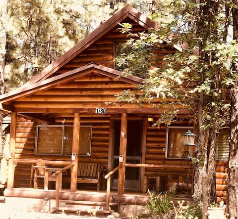 Pinetop Lakeside    Cozy Cabin getaway