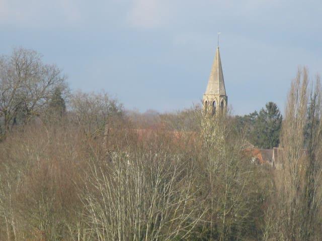 Eglise de Prunay