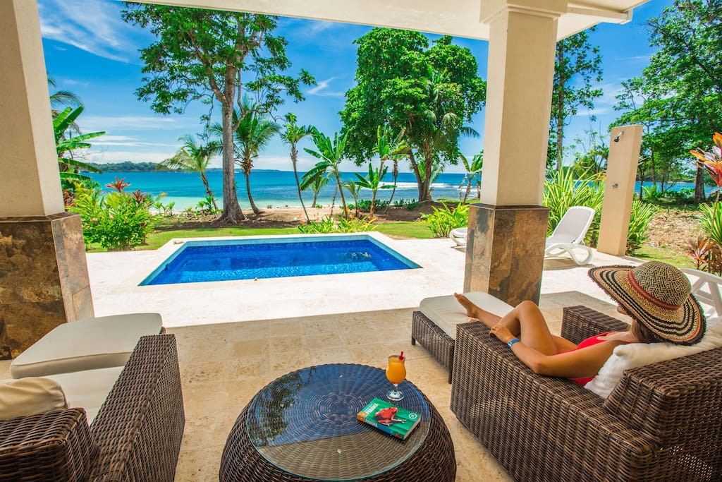 Red Frog Beach Island Resort Certified For Its: Red Frog Resort Beachfront Room With Pool