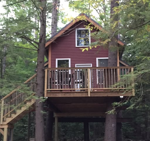 Treehouse at Plummer Shores