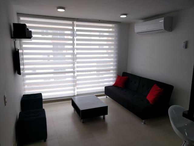 Apto. Hacienda Peñalisa - Ricaurte - Ricaurte - Apartment