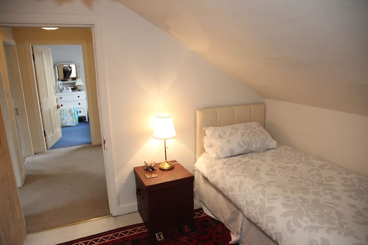 Cosy single bedroom in Victorian townhouse - Melrose - Huoneisto