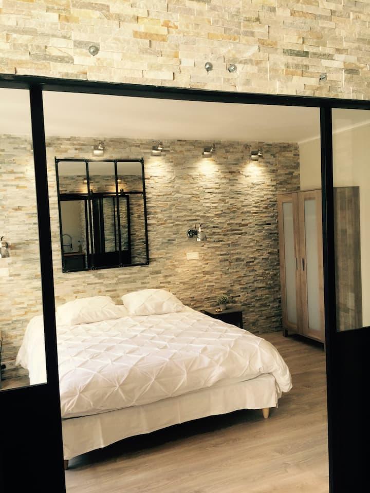 MarseilleCity-Deluxe Appartement