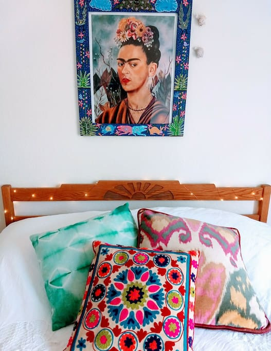 "Second bedroom ""Frida"""