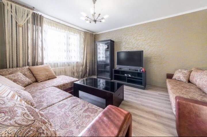 Квартира в Минске на Маяковского 100 до 8 гостей