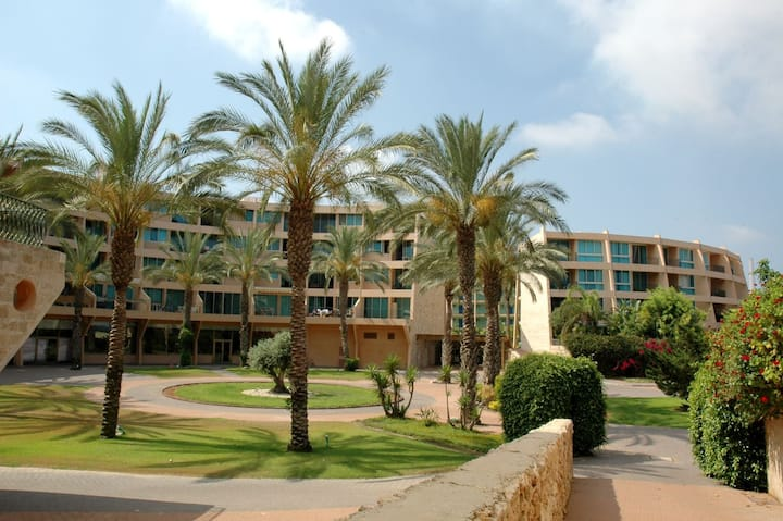 Caesar Place Sea View 2BR Neot Golf Caesarea