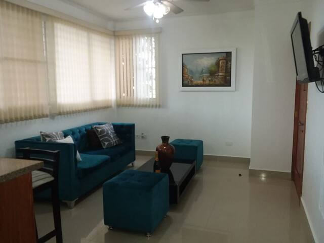 Beautiful 1BR/ apartment Gated complex C2