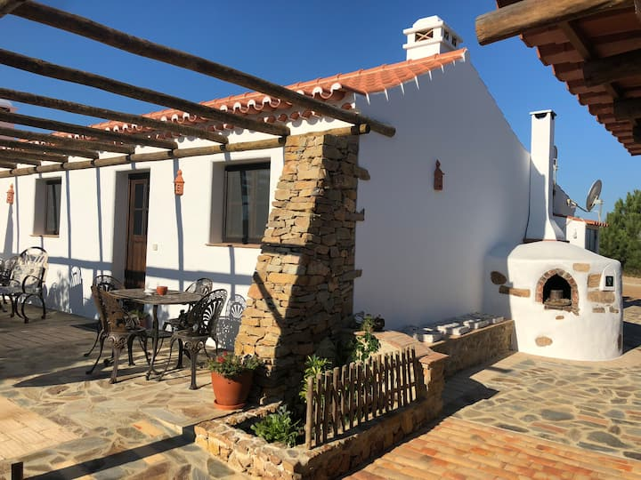 CASA DO FORNO - SW Alentejo - Farm house