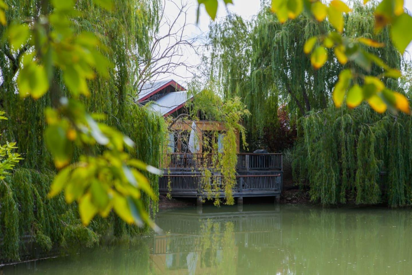 Your private lakeside villa