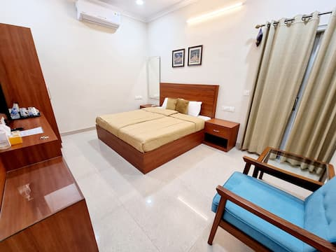 Deluxe Room With The Heritage Villa