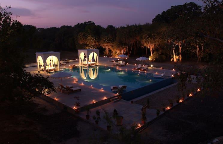 Serenity in Bhilwara